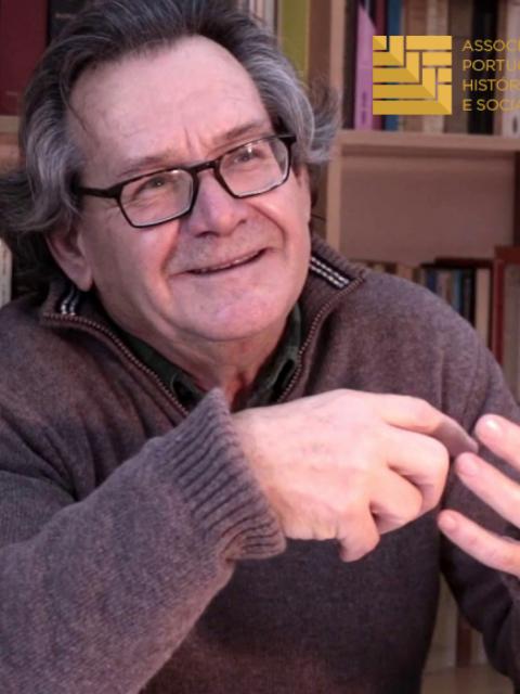 Entrevista de Helder Adegar Fonseca sobre os 40 anos da APHES