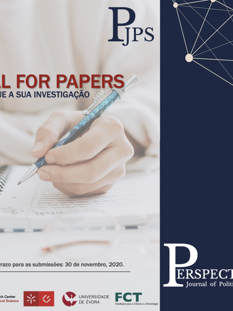 Call for Papers | Perspectivas, Journal of Political Science