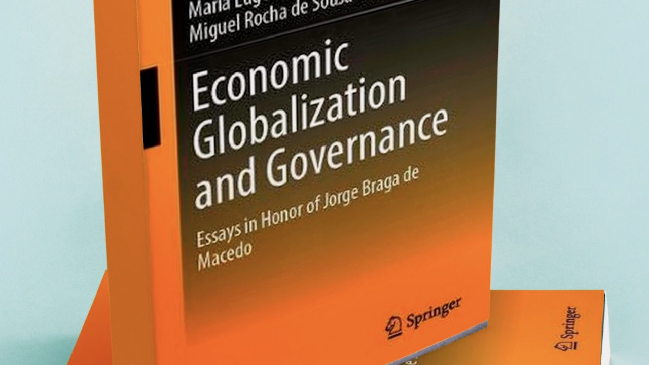 "Livro ""Economic Globalization and Governance"""