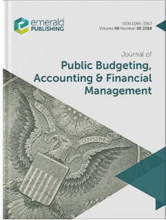 "Artigo ""The institutionalization of public sector accounting reforms: the role of pilot entities"""