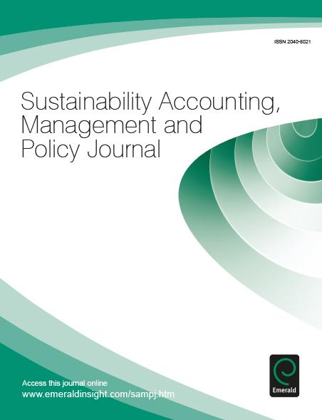 "Artigo ""Teaching sustainable development in business sciences degrees: evidence from Portugal"""