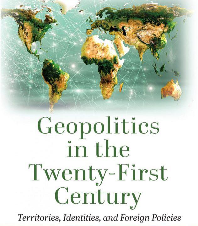 """Capítulo de Livro """"New Russian Geopolitics:  Reviving Past Perceptions and Ambitions"""""""