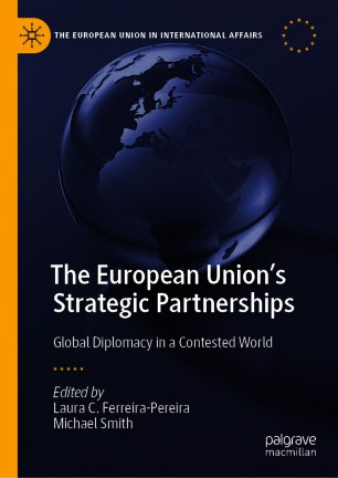 "Livro ""The European Union's Strategic Partnerships"""