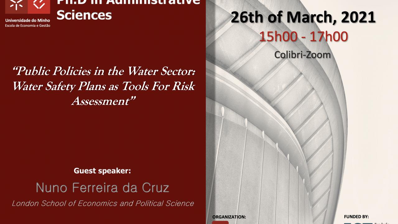 "Seminário Temático ""Empirical Research on Urban Governance"""