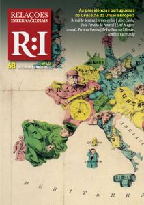 """Artigo """"Portugal e as Presidências do Conselho da União Europeia: Promovendo a 'Europa Global' em Busca de Relevância Internacional"""""""